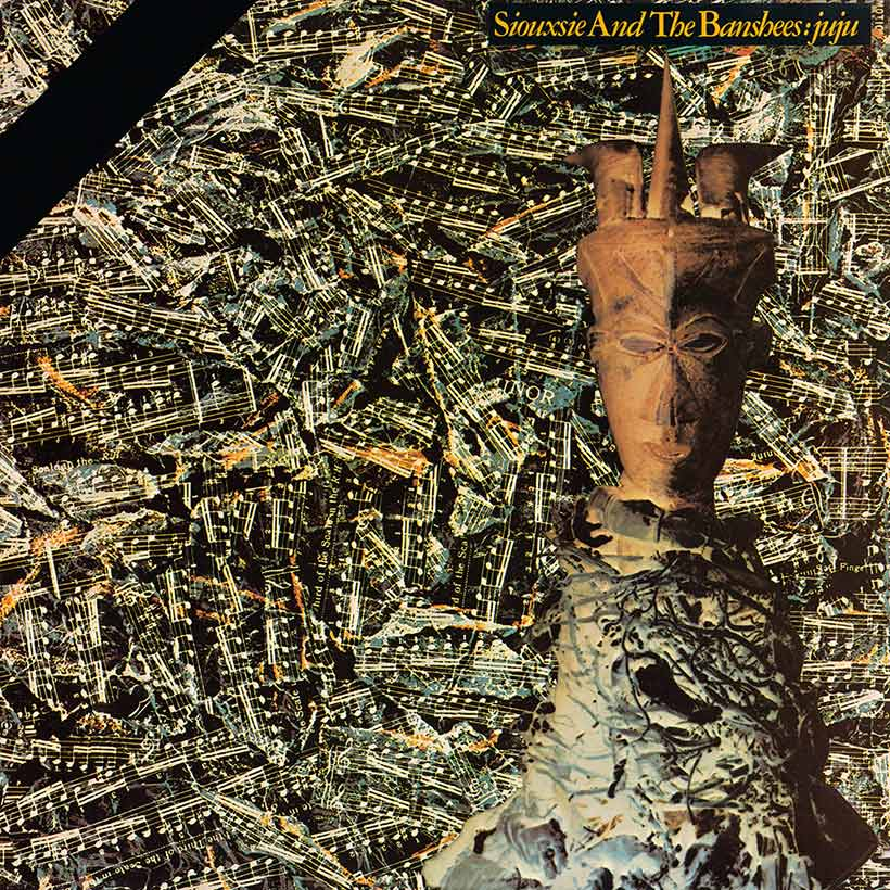 Siouxsie And The Banshees Juju Album cover web optimised 820