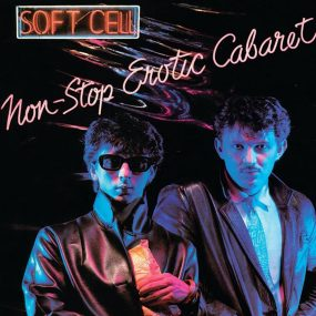Soft Cell Non-Stop Erotic Cabaret album cover web optimised 820