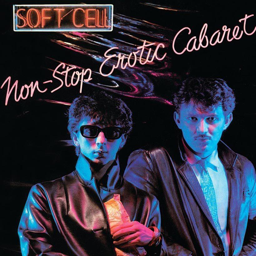 Soft Cell Non-Stop Erotic Cabaret album cover web optimised 820