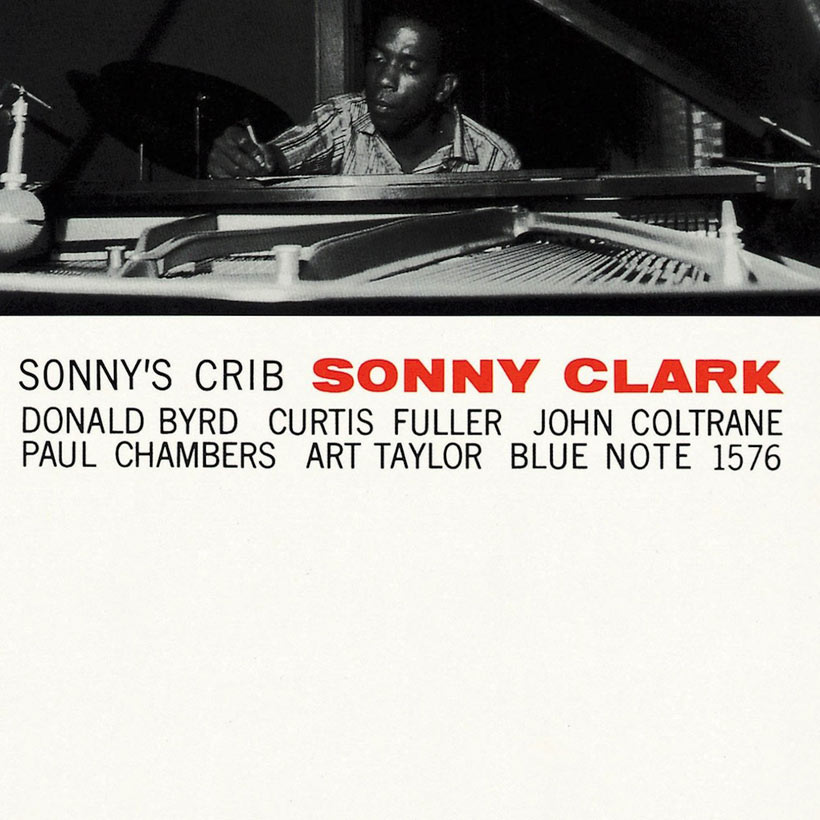 Sonny Clark Sonny's Crib album cover web optimised 820