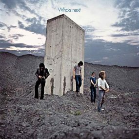 The Who Who's Next album cover web optimised 820