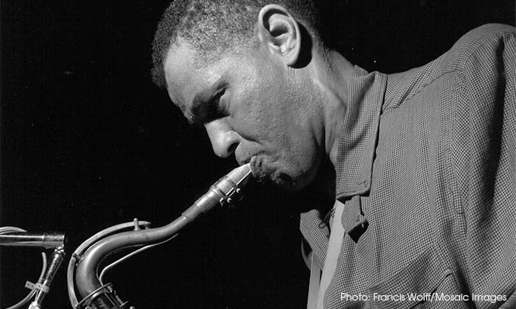 Dexter Gordon Blue Note Photo CREDIT Francis Wolff-Mosaic Images