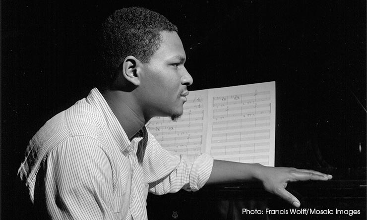 McCoy Tyner Blue Note web optimised 740 - CREDIT Francis Wolff/Mosaic Images