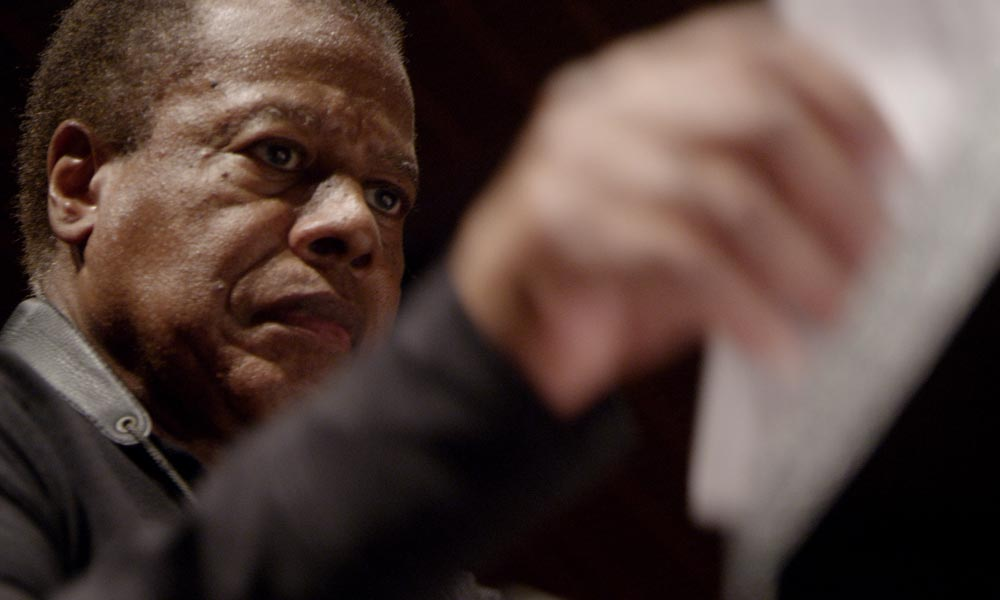 Why 'Emanon' Is An Unprecedented Audio And Visual Experience From Wayne Shorter