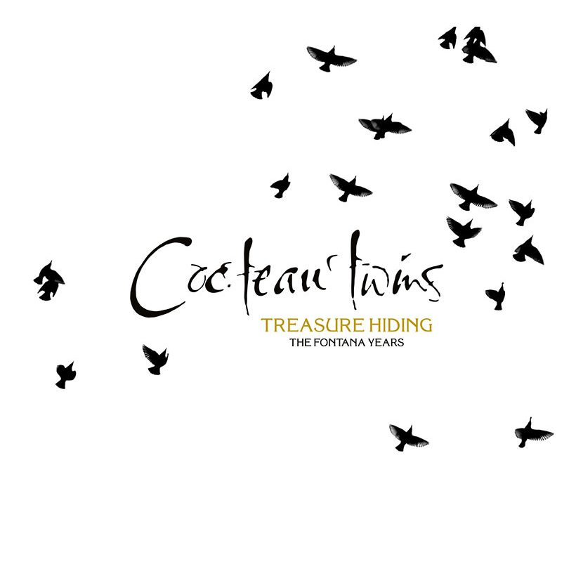 Cocteau Twins Treasure Hiding Fontana