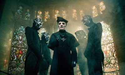 Ghost Faith Pale Tour Named Death