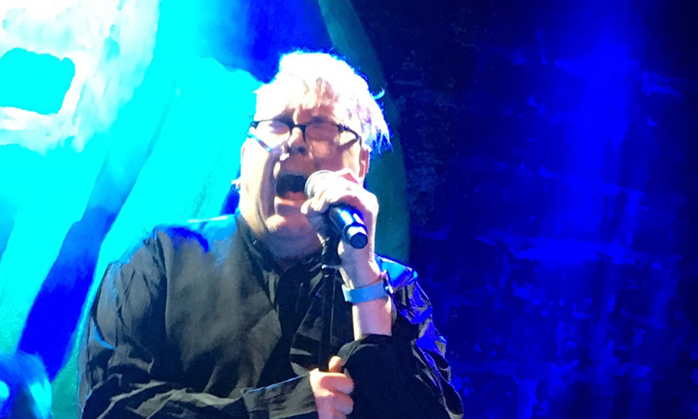 Anger Re-Energised PiL Dublin Tour