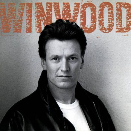 Roll With It album Steve Winwood