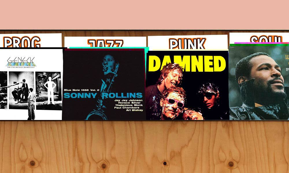 Album cover by genre web optimised 1000