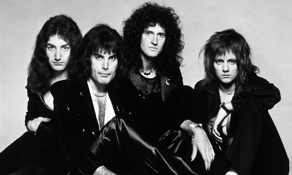 Queen 1970s press shot web optimised 1000 - CREDIT - Queen Productions Ltd