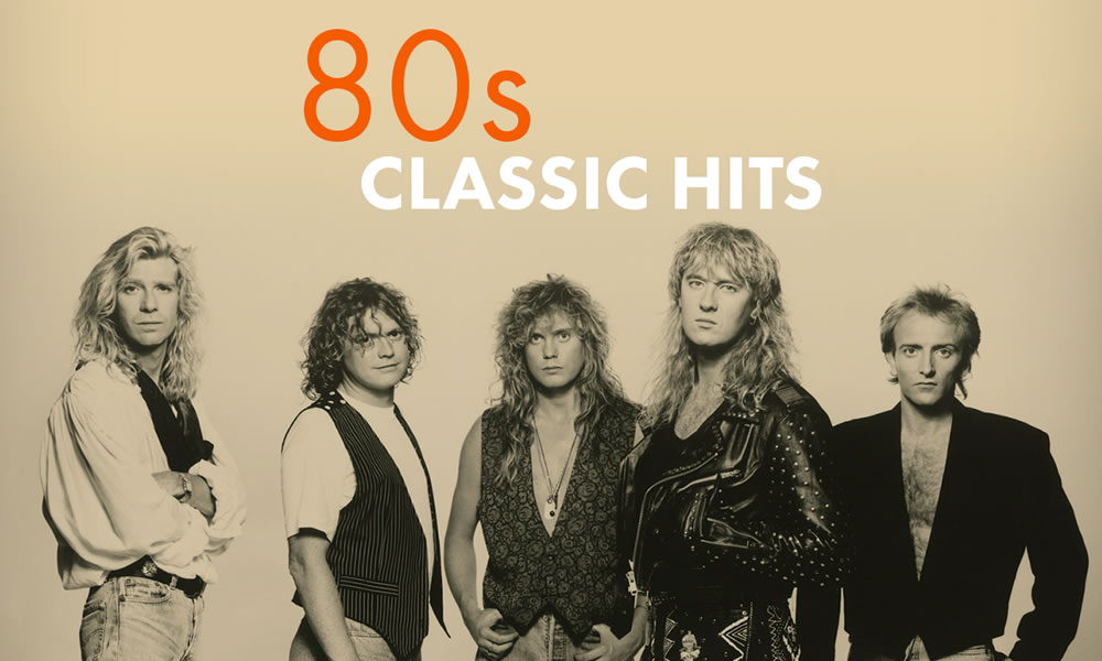 80s Classic Hits - The Very Best Of 80s Music | uDiscover