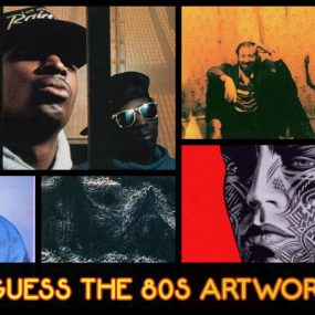 Guess The 80s Artwork Quiz