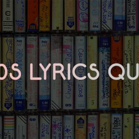 80s Lyrics Quiz