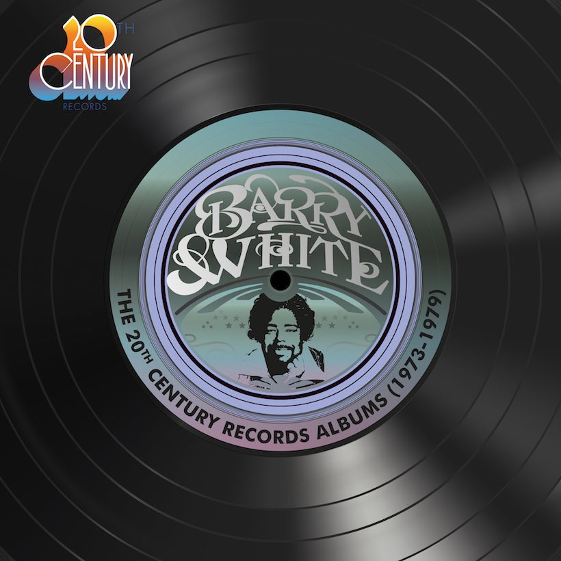 Barry White box set