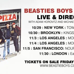 New Memoir Beastie Boys Book