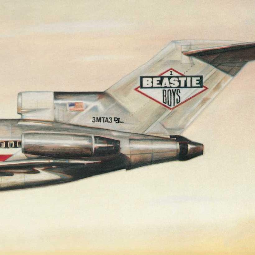 Beastie Boys Licensed To Ill Album Cover