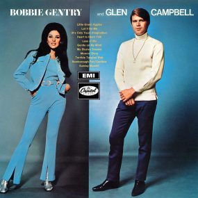 Bobbie Gentry And Glen Campbell album cover hi res web optimised 820