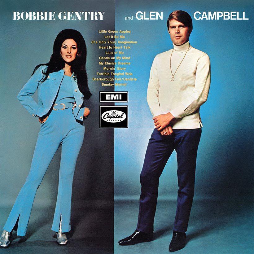 Bobbie Gentry And Glen Campbell album cover hi res web optimised 820