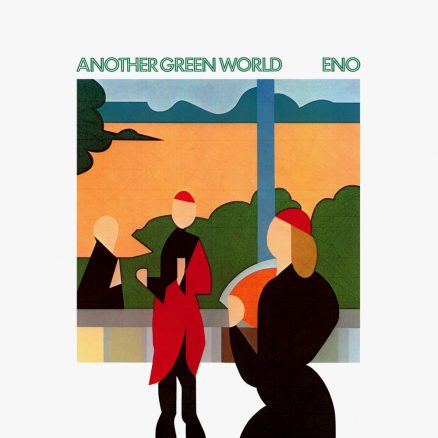 Brian Eno Another Green World album cover