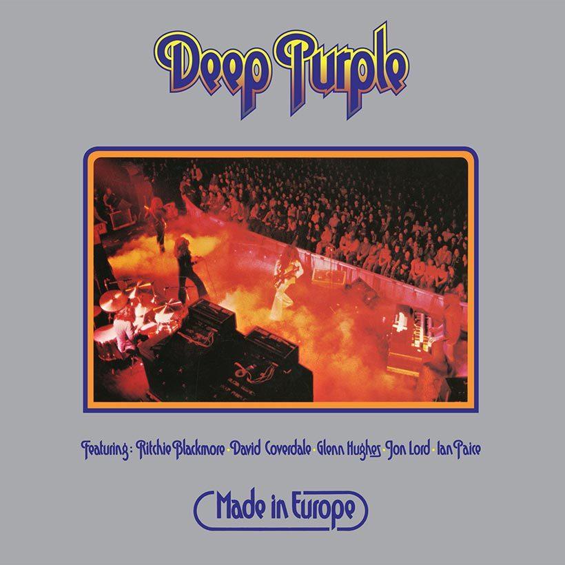 Deep Purple Made In Europe Album cover web optimised 820