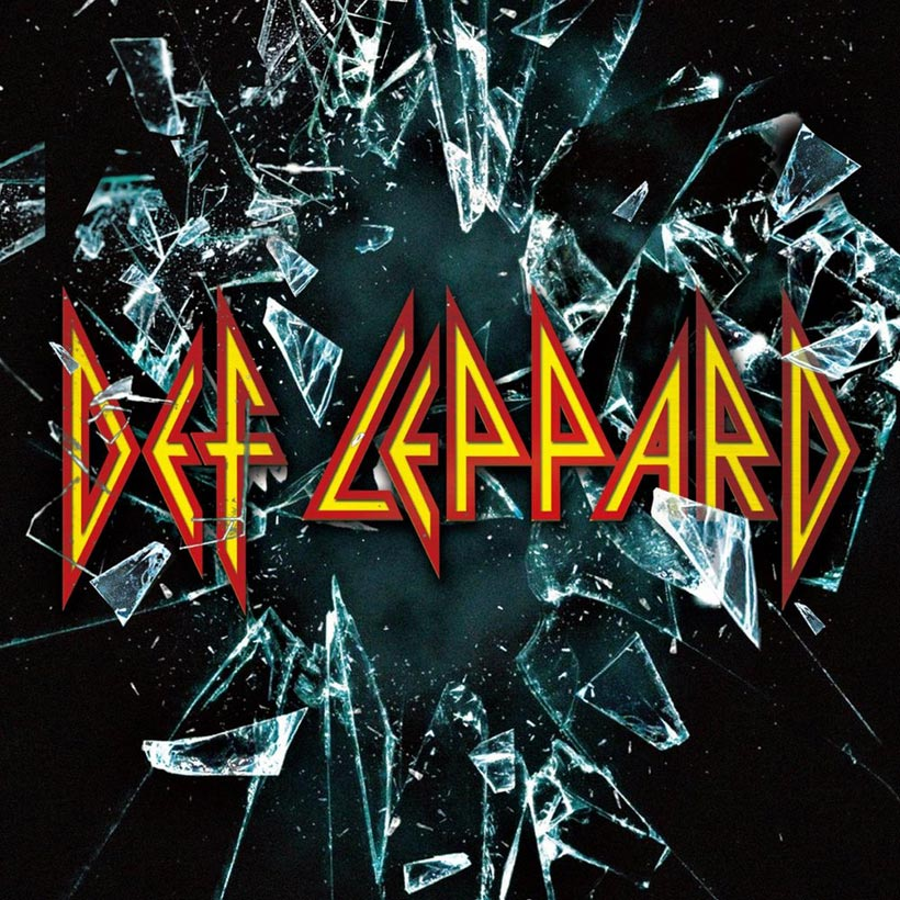 Def Leppard self-titled album cover web optimised 820