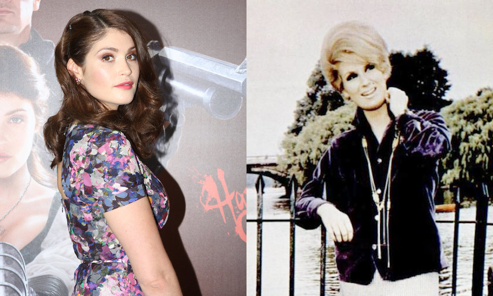 Gemma Arterton Dusty Springfield Biopic