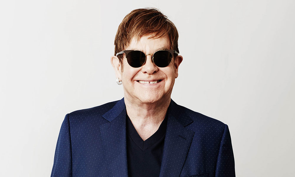 Bernie Taupin's Handwritten Lyrics For Elton John's 'Your Song' Sell For £180,000 At Auction