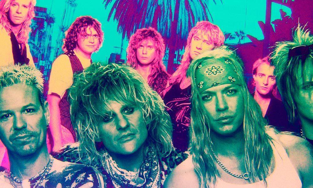 Hair Metal On The Sunset Strip