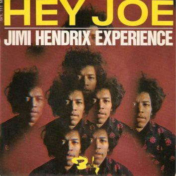 Hey Joe Jimi Hendrix