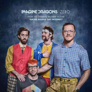 Imagine Dragons Zero Ralph Breaks Internet