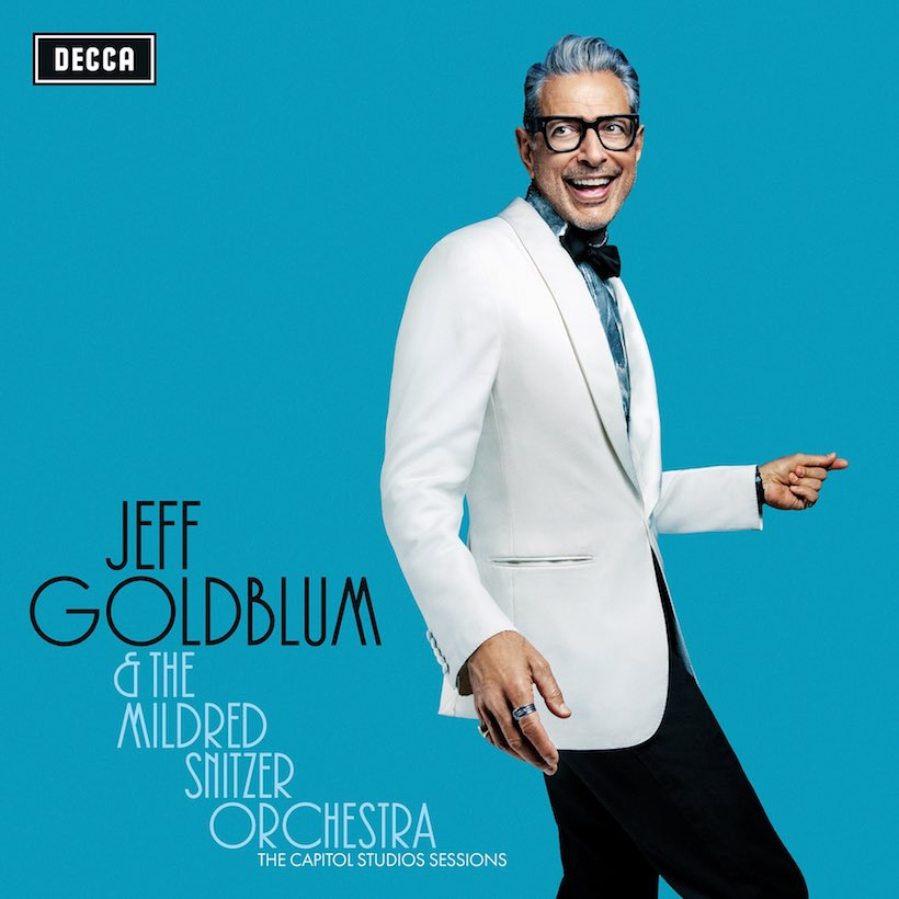 Jeff Goldblum album cover