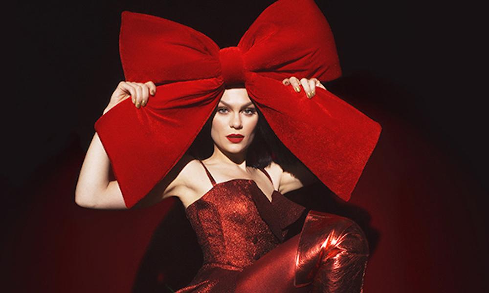 Jessie Christmas.Jessie J Announces Holiday Album Featuring Boyz Ii Men And