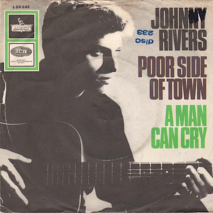 Johnny Rivers artwork: UMG