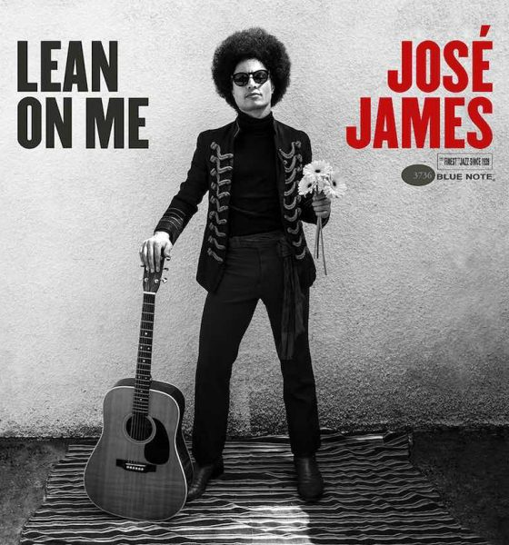 Jose James Lean On Me
