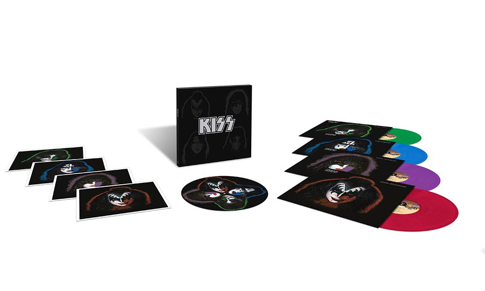 Kiss 40th Anniversary Box Set