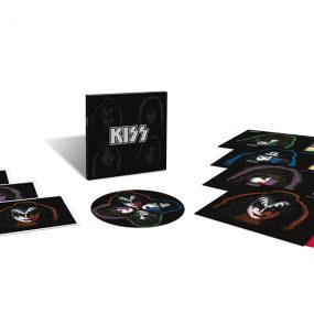 Kiss 40th Anniversary Box Set