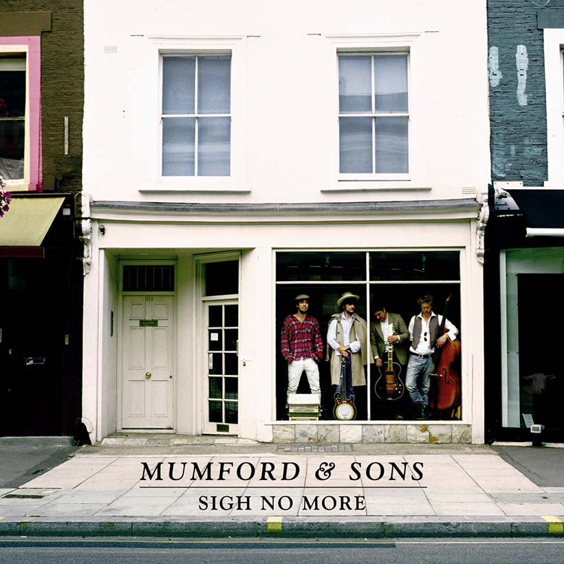 Mumford And Sons Sigh No More album cover web optimised 820