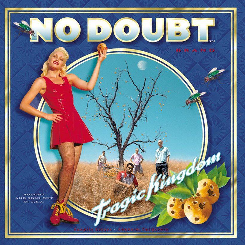 No-Doubt Tragic Kingdom Album Cover