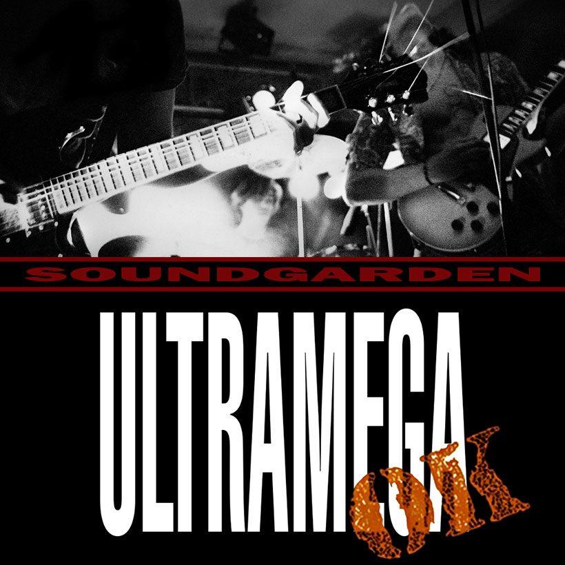 Soundgarden Ultramega OK album cover web optimised 820