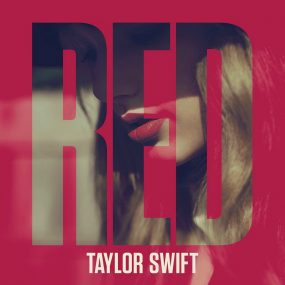 Taylor Swift Red album cover web optimised 820