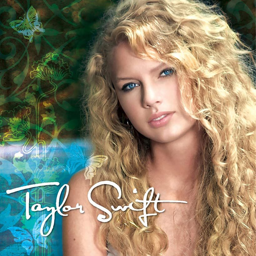 Taylor Swift debut album cover web optimised 820