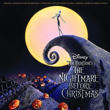The Nightmare Before Christmas album cover web optimised 820