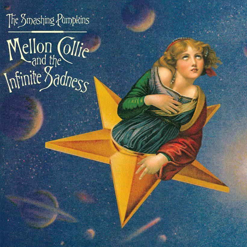The Smashing Pumpkins Mellon Collie And The Infinite Sadness album cover web optimised 820