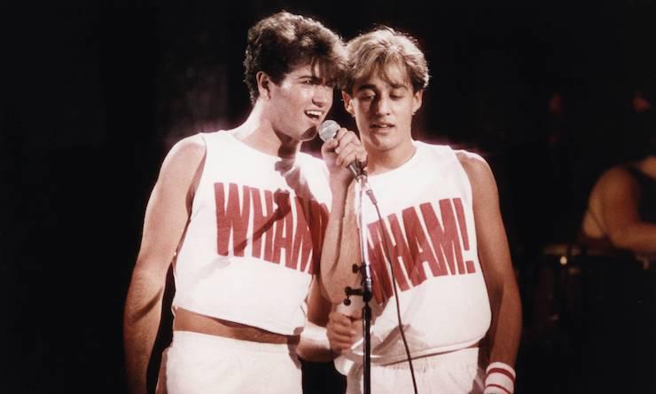 Wham! teen idols