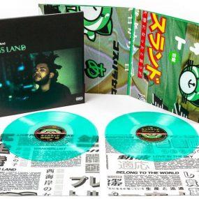 Weeknd Kiss Land Vinyl