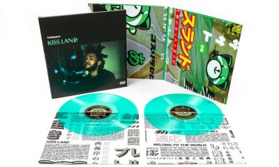 Weeknd Kiss Land Vinyl