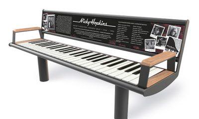 Bench Beatles Nicky Hopkins