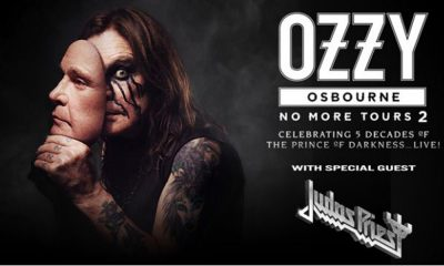 Ozzy Osbourne UK Tour 2019