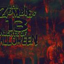 Rob Zombie To Present Classic Horror Film Season, '13 Nights Of Halloween' On HDNet