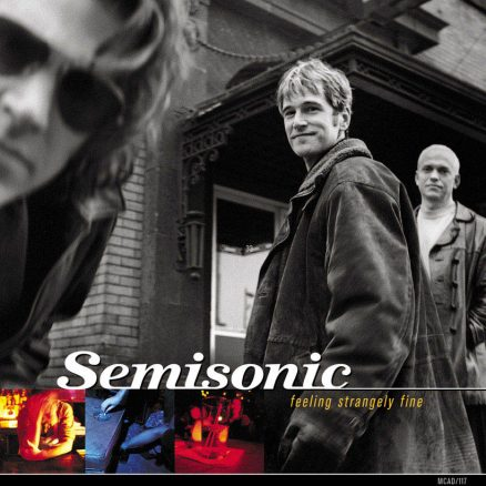 Semisonic Feeling Strangely Fine Reissue